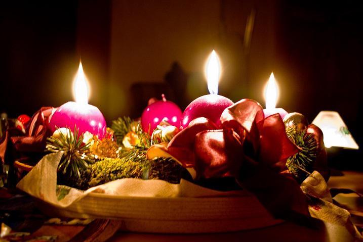 Ma van advent harmadik vasárnapja