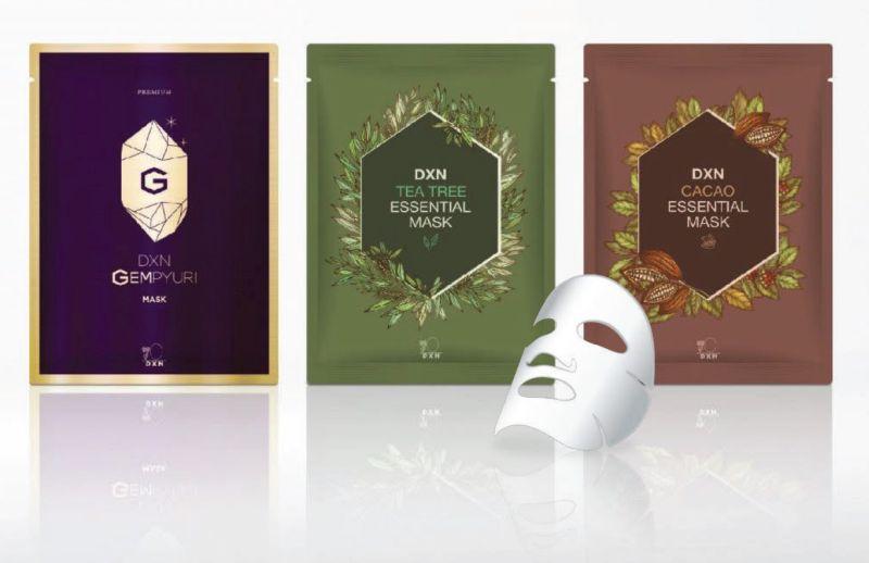 Új koreai arcmaszkok természetes, prémium összetevőkkel
