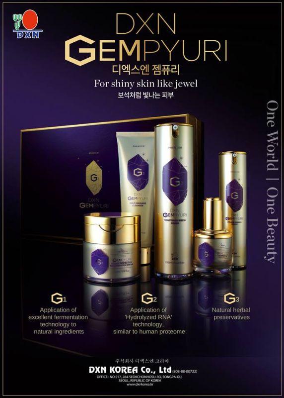 Gempyuri prémium koreai kozmetikum