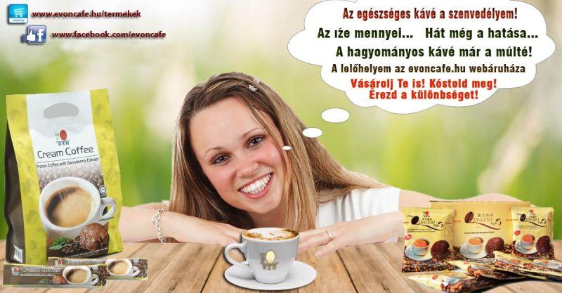 Egy igazán finom, jó minőségű és egészséges kávé felfrissíti a napodat!