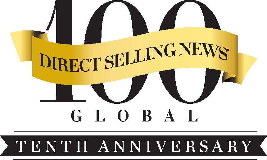 A DXN szárnyal az élmezőny felé, a Direct Selling News 100-as toplistáján.